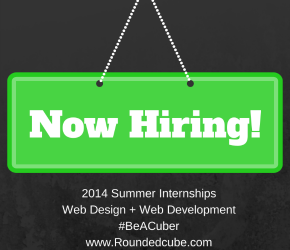 Summer 2014 Web Internships