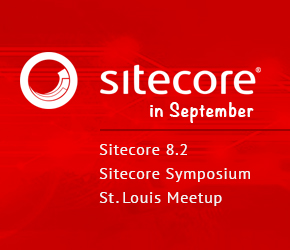 Sitecore in September